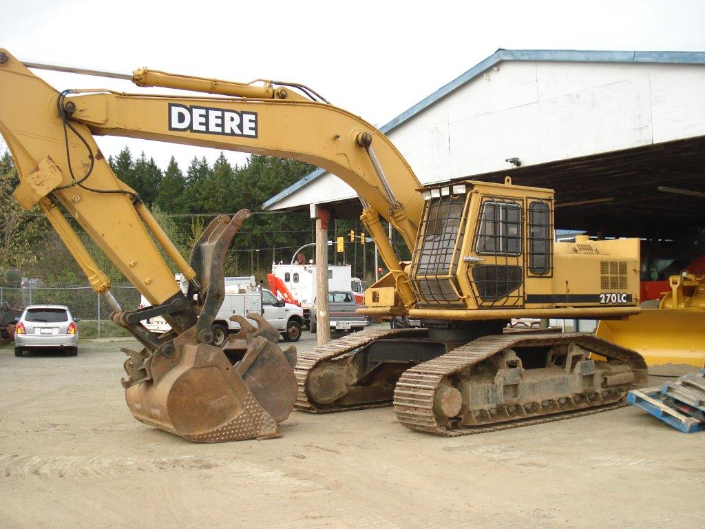 Heavy Equipment For Sale Vancouver Island