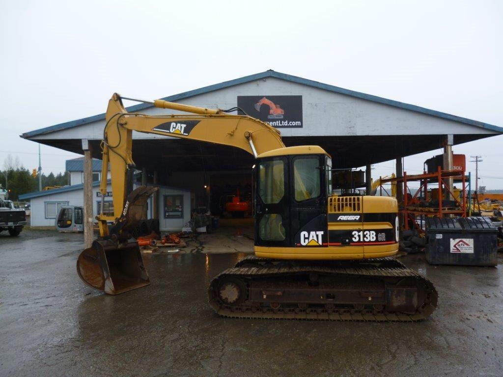 Used Cat Excavators for Sale