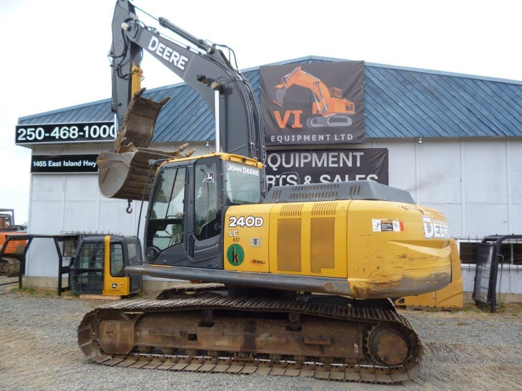 V.I. Equipment offers a large selection of used John Deere excavators for  sale ...